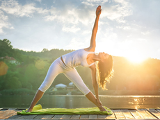 Йога намалява симптомите на астма