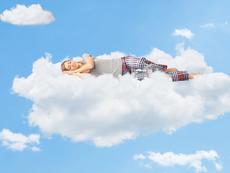 Позите за сън говорят за личността