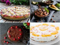 Рецепти за много лесни сладкиши и десерти