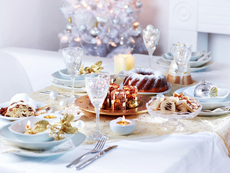Идеи за декорация на празничната трапеза
