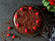 Лесен шоколадов сладкиш