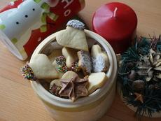Видео рецепта: Коледни сладки сърчица, звездички, елхички