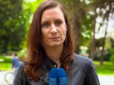 Христиана Стефанова, репортер в Новините ON AIR: Всички сме в битка