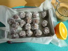 Шоколадови топчета – видео рецепта