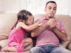 20% от българчетата имат астма заради родители пушачи