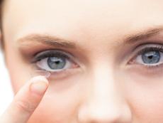 Бактериални инфекции на очите при носене на контактни лещи