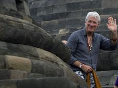 Боробудур – любимото място на Ричард Гиър