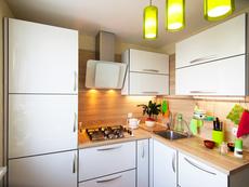 5 начина да направите малката кухня по-просторна