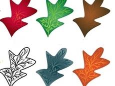Изберете си листо и вижте какво показва за вас