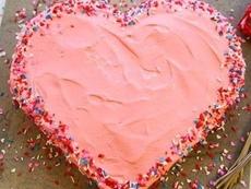 Торта за влюбени