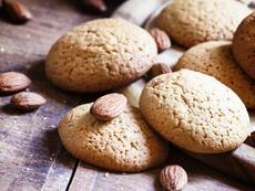 Диетични бисквити с 2 съставки