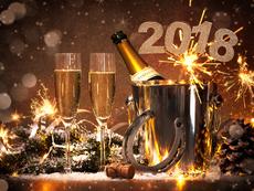 Новогодишни пожелания за специални хора в сърцето