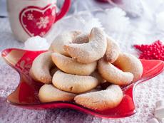 Коледни маслени сладки