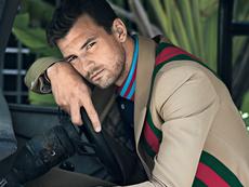 Григор Димитров засне фотосесия за Vogue