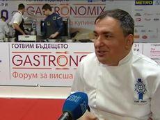 Chef Емил Минев разкрива тайните на успеха пред Bulgaria ON AIR