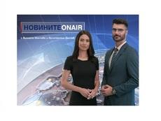 Виолета Манчева е новото лице на новините по Bulgaria ON AIR
