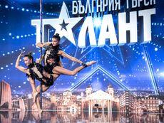 Златен бутон прати пол денс танцьорките Симона Бойкова и Бояна Николова на финал