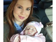 Илиана Раева се похвали със сладка снимка на Илиана-Куини