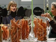 Седмични пазари за биопродукти