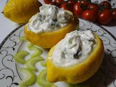 Лятна салата с лимони