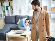 Причини един мъж да прекъсне връзката, въпреки че обича