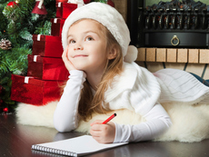 """Коледна кампания """"Писмо до Дядо Коледа"""""""