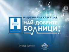 Investor Media Group и Българска болнична асоциация търсят най-добрите болници