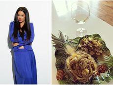 Здравословно пиле с ананас и кокосово масло от Бориса Тютюнджиева