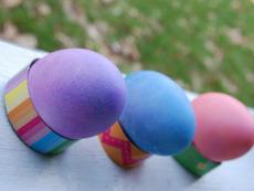 Бои за яйца от естествени продукти