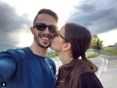 Наум Шопов се сгоди