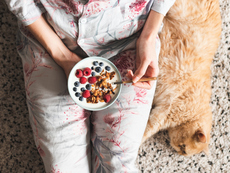 Хранителни навици след 40