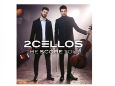 Вижте кои спечелиха покани за концерта на 2 Cellos