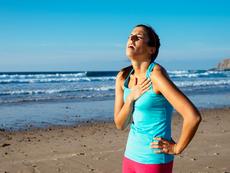 Гръдни болки, които тичането може да предизвика