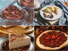 15 рецепти за десерти с шоколад