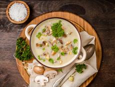 Гъбена супа по унгарска рецепта