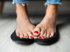 Домашен дезодорант против лош мирис на краката