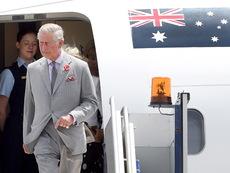 Знаете ли, че принц Чарлз и принц Уилям пътуват в различни самолети?