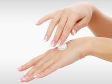 Маска за бебешка кожа на ръцете