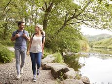 7 начина да направите ходенето ефективна тренировка