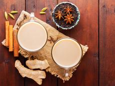 Джинджифилово мляко при настинки и болно гърло