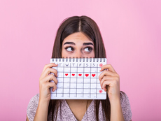Как диетите причиняват спиране на месечния цикъл?