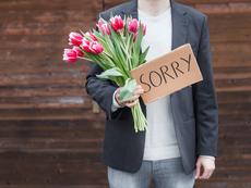 Къде грешите, когато се извинявате?
