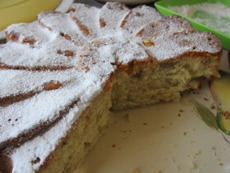 Бананов кейк