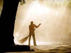 Предотвратете натрупването на прах вкъщи