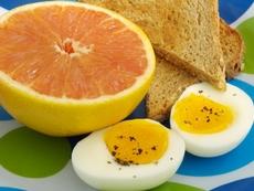 Диета с грейпфрут и яйца