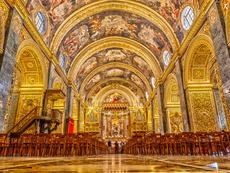 Знаете ли, че в Малта има 365 църкви?