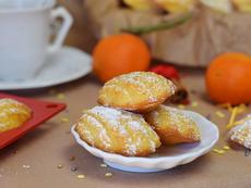 Коледни портокалови масленки