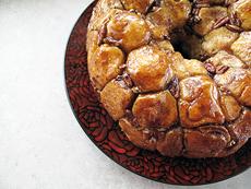 Сладък маймунски хляб с канела