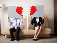 По кое време на годината двойките се разделят най-често?