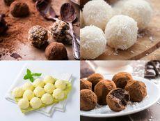 13 рецепти за страхотни домашни бонбони